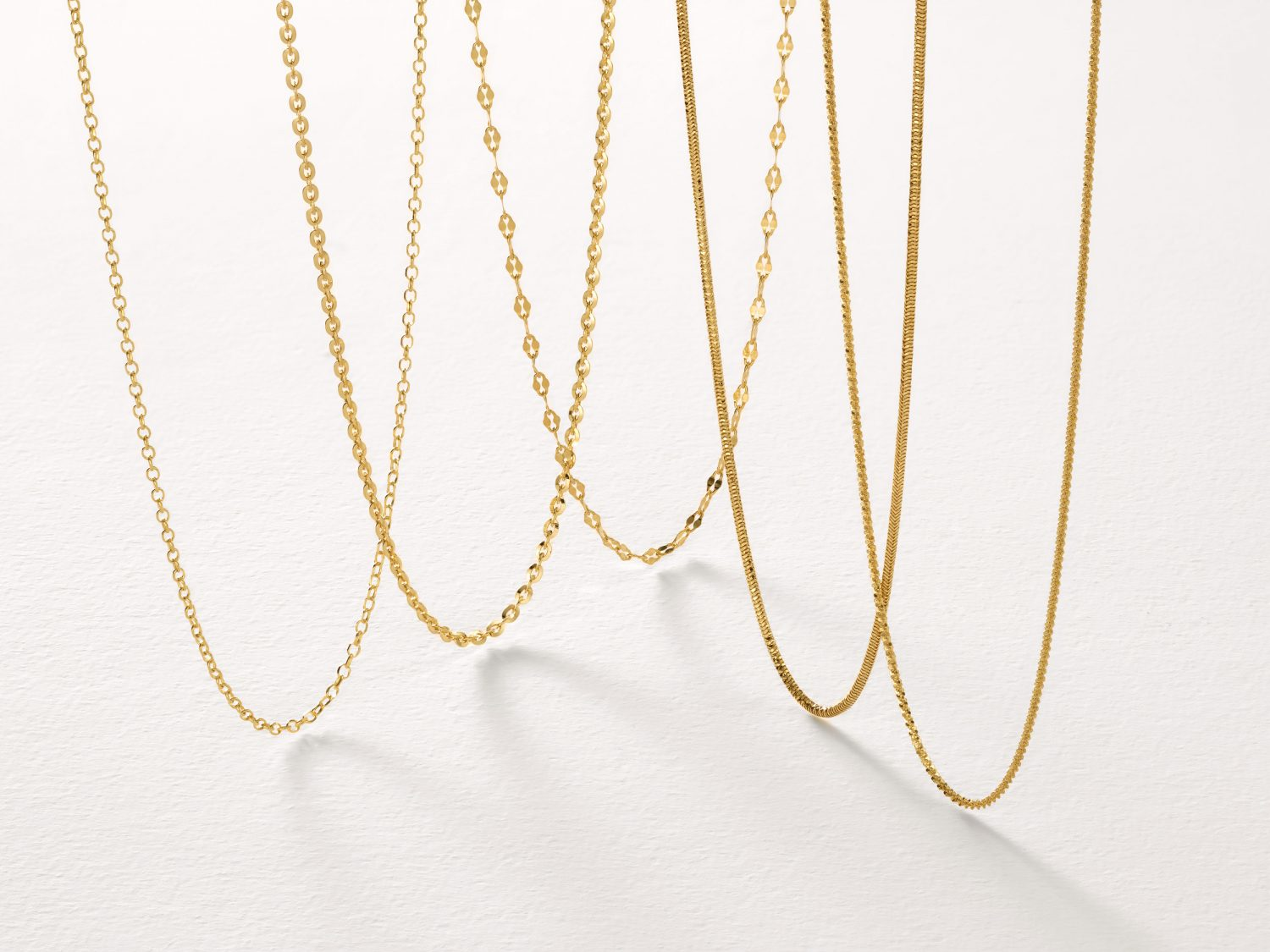 Gold Chains Basic-Dibispa